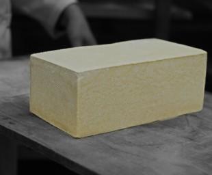 Cagliata cheese